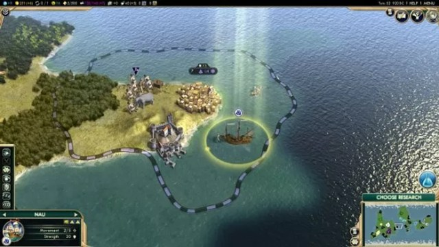 Civilization V aposta em novas ferramentas de gerenciamento, expansão e customização (Foto: Divulgação/Nuuvem)