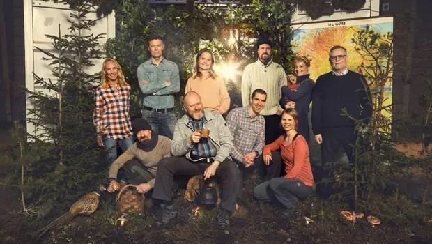 Anfitriões finlandeses da Rent a Finn (Foto: Divugação)