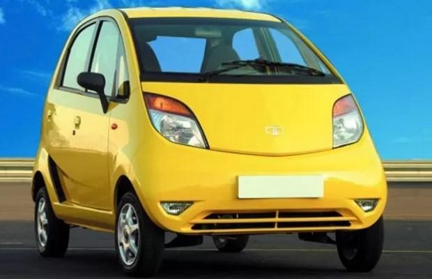 Tata Nano (Foto: Tata Motors)