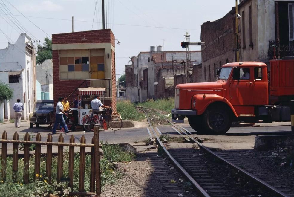 Scania L111 (Foto: Scania/Divulgação)