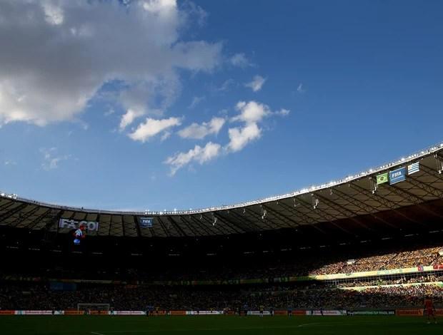 Mineirão Brasil x Uruguai (Foto: Getty Images)