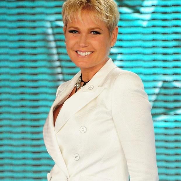 Xuxa - apresentadora desabafa nas redes sociais  (Foto: TV Globo)
