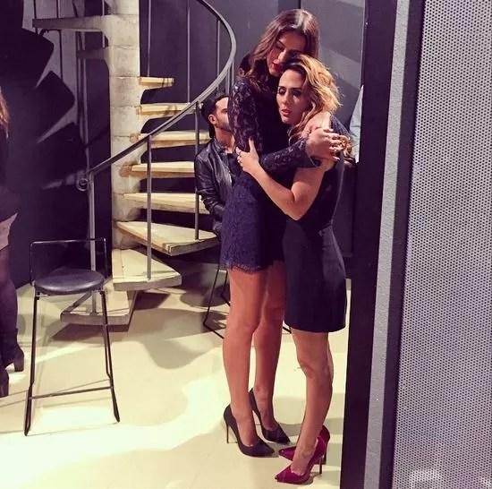 Bruna Marquezine e Tatá Werneck (Foto: Reprodução do Instagram)