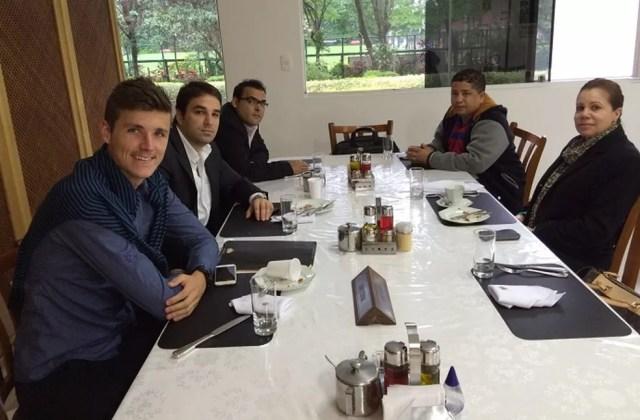 Iago Maidana não irá vestir a camisa do Tigre na Série B (Foto: Arquivo pessoal)