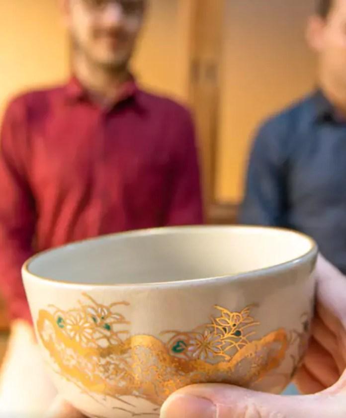 Degustação de chás com especialista — Foto: Divulgação