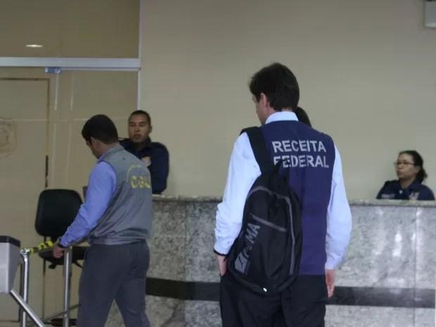 Ação contra corrupção bloqueia R$ 43 milhões de 24 pessoas em MS  (Foto: Gabriela Pavão/ G1 MS)