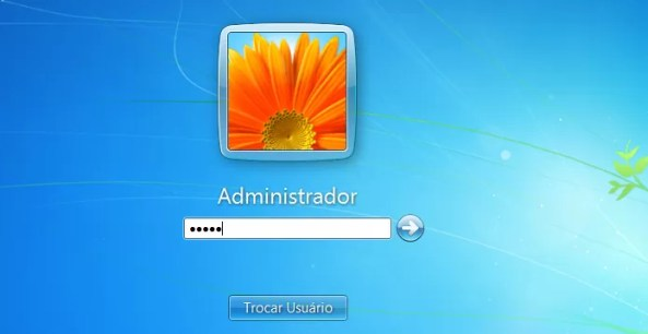 Descubra como mudar a senha da conta Administrador (Foto: reprodução/Edivaldo Brito)