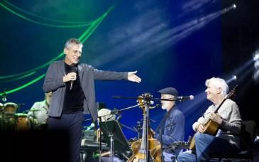 """Chico Buarque apresenta show da turnê """"Caravanas"""" em João Pessoa — Foto: Caravanas/Divulgação/Arquivo"""