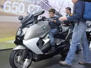 gal_bmwc650gt - Veja 40 motos esperadas para o Brasil em 2015