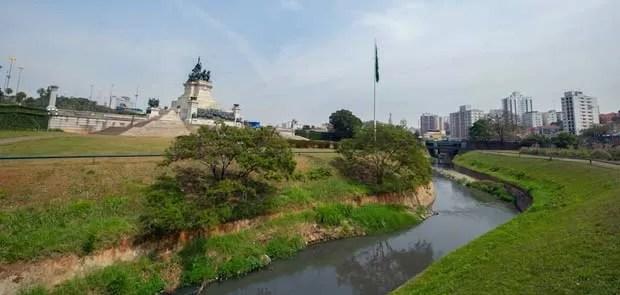 Córrego ipiranga