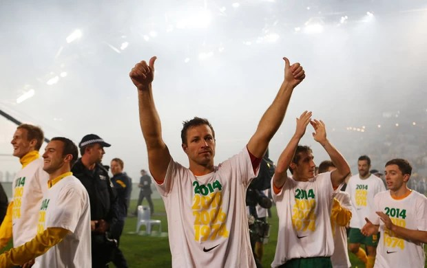 neil australia copa do mundo classificação iraque (Foto: Reuters)