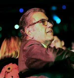 Carlos Miguel Aidar, presidente do São Paulo (Foto: Marcos Ribolli)
