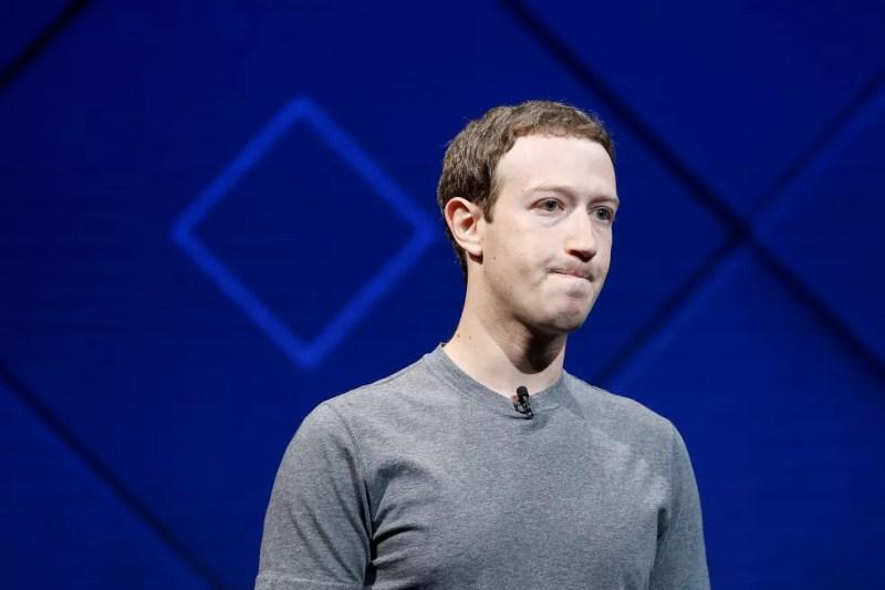 Mark Zuckerberg, CEO do Facebook. — Foto: Reuters/Stephen Lam
