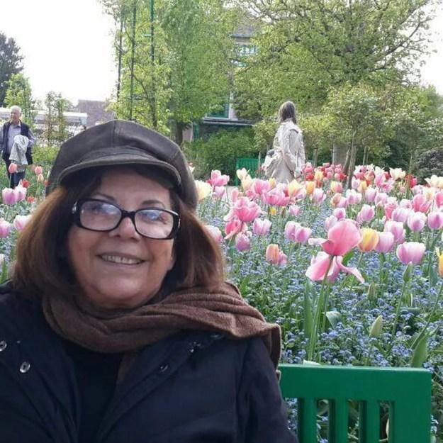 Sônia Lúcia Castanheira, de 71 anos, demitida em 1977 por suspeita de terrorismo atualmente vive em Ciudad del Este, no Paraguai (Foto: Arquivo Pessoal)