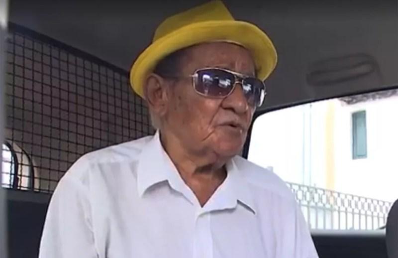 Idoso sofre golpe de R$ 15 mil após criminosos prometerem reza na Bahia — Foto: Reprodução/TV Bahia