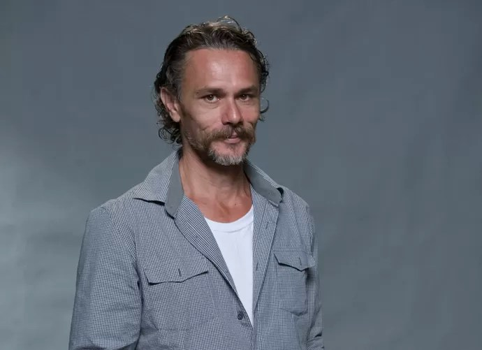 Daniel S Ribeiro interpreta Jorge, pai de Helô (Foto: Estevam Avellar/TV Globo)