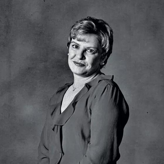A ex-primeira-dama Marisa Letícia Lula da Silva.Discreta no poder ,ela fez passeatas e vendeu camisetas do PT (Foto: Eduardo Knapp/Folhapress)