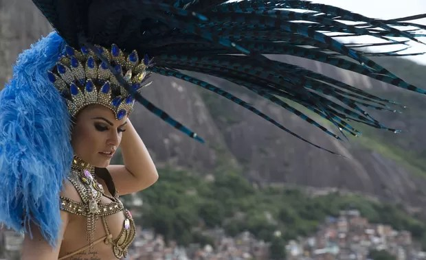 Natália Casassola (Foto: Davi Borges / Divulgação)