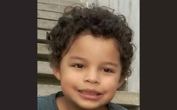 Menino do cinco anos foi ferido por bala perdida durante queima de fogos em São Paulo  (Foto: Arquivo Pessoal )