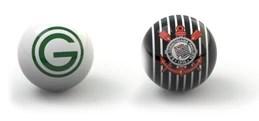Confrontos guia da rodada bolas - Goiás x Corinthians (Foto: Editoria de Arte)