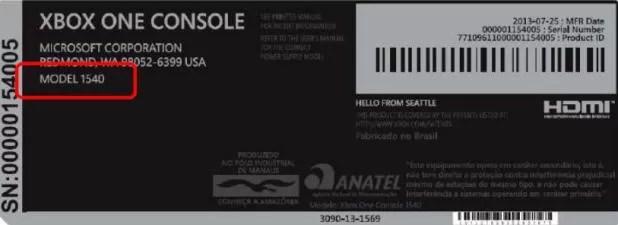 """Selo com a informação """"Produzido no pólo industrial de Manaus"""". (Foto: Reprodução Internet/sistemas.anatel.gov.br)"""