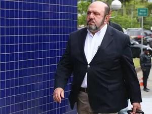 Ricardo Ribeiro Pessoa, presidente da UTC (Foto: Marcos Bezerra/Futura Press/Estadão Conteúdo)