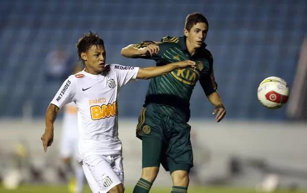 Palmeiras x Santos - Copa São Paulo (Foto: Alex Silva / Ag. Estado)