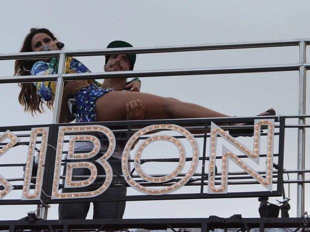 Caio Castro (Foto: Dilson Silva / AgNews)