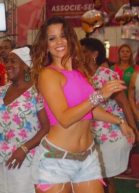 Renata Santos  (Foto: Bruno Gatto/Divulgação)