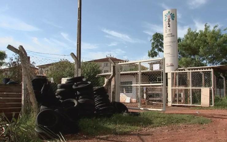 Ponto de apoio em Rio Preto; locais serão reformados e outros serão construídos (Foto: Reprodução/TV TEM)