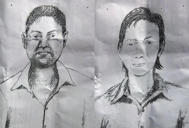 Fotojornalista de 22 anos foi agredida por pelo menos cinco homens (Foto: Divulgação/Polícia de Mumbai/AP)