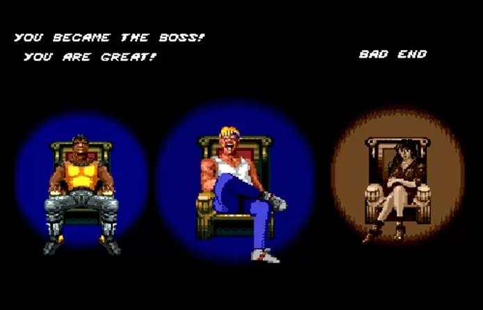Resultado de imagem para street of rage 1 screenshots