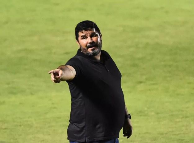 Barroca teve o nome comentado porque é próximo do executivo Rodrigo Pastana — Foto: André Durão/ge