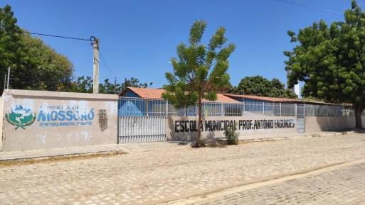 Aulas na Rede Municipal de Ensino de Mossoró terão início em 1º de março — Foto: Isaiana Santos/Inter TV Costa Branca