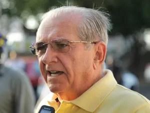 Advogado João Castelo tenta, neste domingo, novo mandatona prefeitura (Foto: Biné Morais/O Estado)