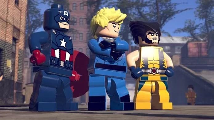 LEGO Marvel Super Heroes combina o jogo de blocos com os heróis da Marvel (Foto: Divulgação/Nuuvem)