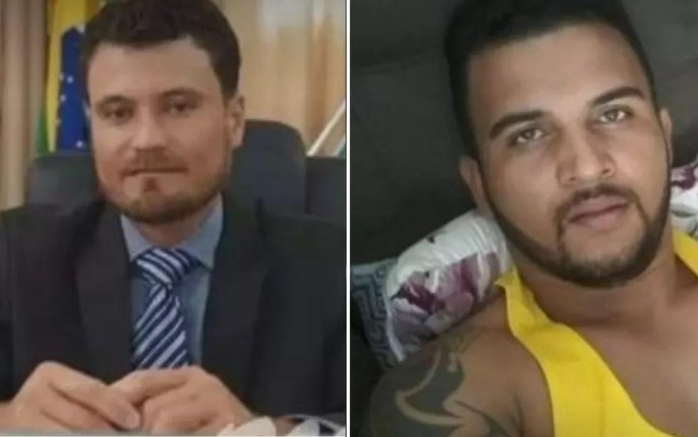 Vereador confessar ter matado homem com tiro na cabeça em frigorífico, mas não dá detalhes do crime, diz delegado Goiás — Foto: Reprodução/TV Anhanguera