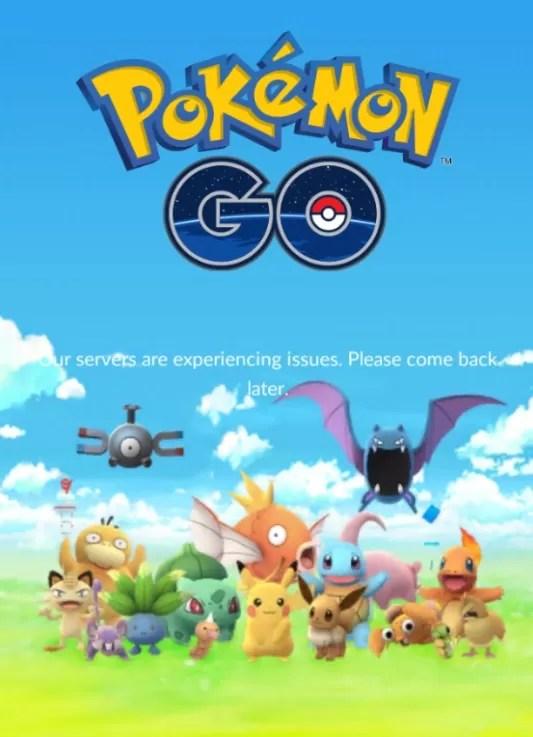 'Pokémon Go' virou febre