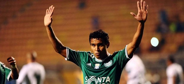 Vinicius, Palmeiras x Icasa (Foto: Marcos Ribolli)