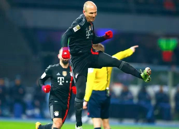 Robben Bayern (Foto: Reuters)