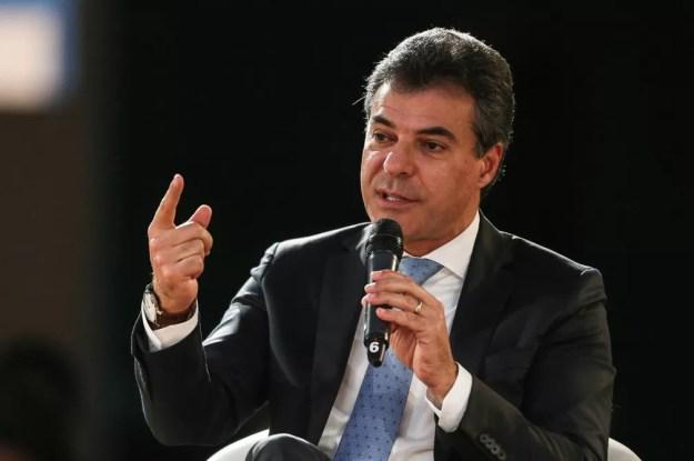 Beto Richa, ex-governador do Paraná, chegou a ser preso na Operação Rádio Patrulha — Foto: J.F.Diorio/Estadão Conteúdo