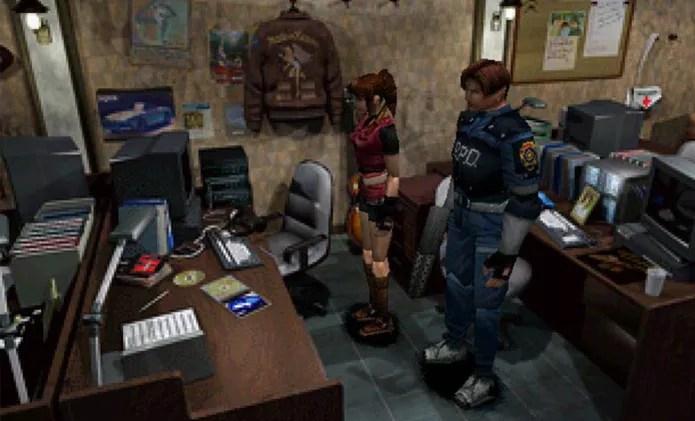 Resident Evil 2 surpreendeu com uma conversão fiel no Nintendo 64 (Foto: Reprodução/Watch Us Play Games) (Foto: Resident Evil 2 surpreendeu com uma conversão fiel no Nintendo 64 (Foto: Reprodução/Watch Us Play Games))