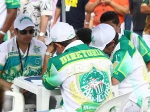 mancha verde (Foto: Marcos Bezerra/Futura Press/Agência Estado)