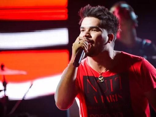 O cantor sertanejo Marco Júnior se apresenta no Bamboa Brasília nesta sexta (22) (Foto: Divulgação)