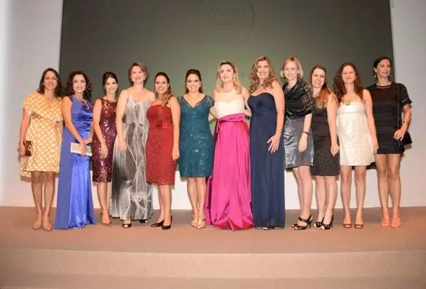 As premiadas de diferentes edições do Para Mulheres na Ciência: em suas versões locais, o prêmio já distribuiu bolsas a 2 mil mulheres de 115 países  (Foto: Rosane Bekierman / Divulgação)