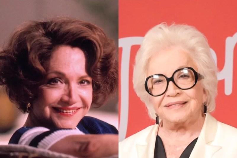 Nathalia Timberg: aos 90 anos, atriz recentemente deu vida à Gladys de 'A Dona do Pedaço' — Foto: Acervo TV Globo   Estevam Avellar/Globo