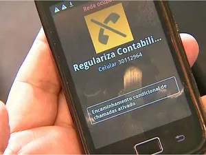 Telefonia e internet ficaram fora do ar em cidades da região de Ribeirão Preto (Foto: Chico Escolano/EPTV)