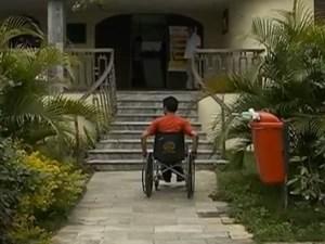 Prejuízos relacionados a Lei de Acessibilidade serão discutidos (Foto: Reprodução/ TV Asa Branca)