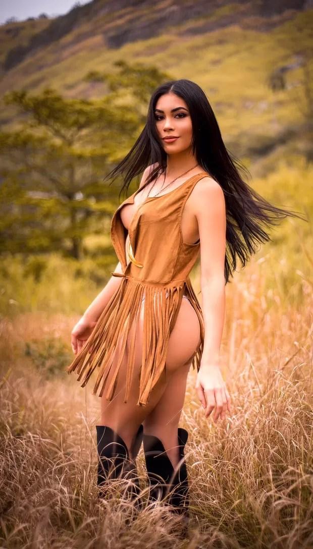 Sheislane Hayalla (Foto: Mauro Jorge / MF Models Assessoria)