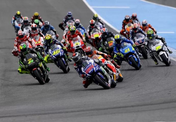 GP da Espanha Jerez de La Frontera 2015 Moto GP (Foto: Reuters)
